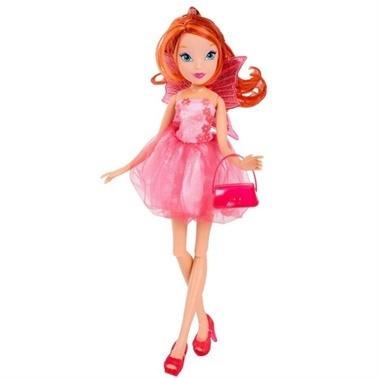 Winx Winx Fashion Chic Bloom  Renkli